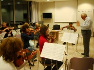 Pogled prvih violin