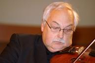 Dirigent in violist prof.Avsenek.