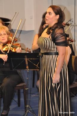 Alja Koren, mezzosopran