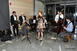 Za prijetno vzdušje po klncertu je skrbel ansambel Inflamato Musica.