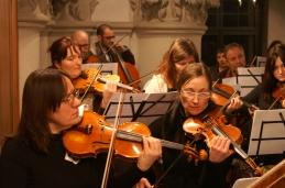 Od violin do violončel.