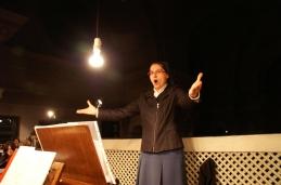 Zborovodja in dirigent, sestra Božena.