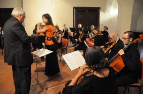 Carmen smo zaigrali skupaj s flavtistko Anjo Colja.