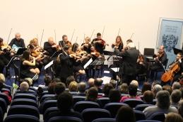 Tudi letos se nam je pridružil violinist, specializant nevrrologije, Andrej Gubenšek, dr.med.