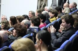 Publika včasih kar sama poskrbi za posnetke :)