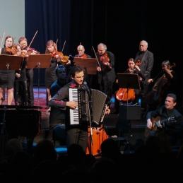 Orkester in Funtango...