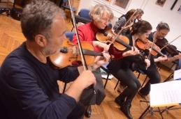 Druge violine.