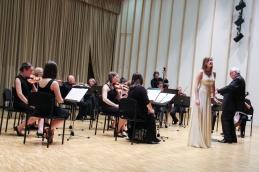 S sopranom nas je navduševala tudi Sanja Zupanič.