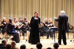 Veseli smo bili, da se nam je zopet pridružila mezzosopranistka Alja Koren.