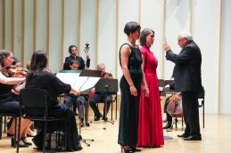 V duetu sta skupaj nastopili tudi Jasmina Antonič Babnik in Ivana Muri.