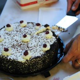 ... torta...