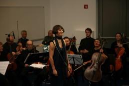 ... in orkestrom.