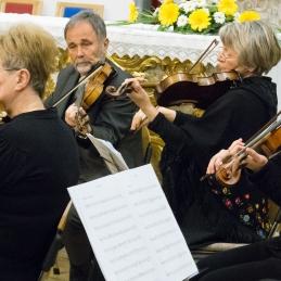 Drugi violini.