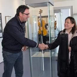 Pozdrav direktorja muzeja, g. Franka Jurija.