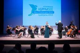 Habanero iz opere Carmen pa je prekrasno zapela Alja Koren.