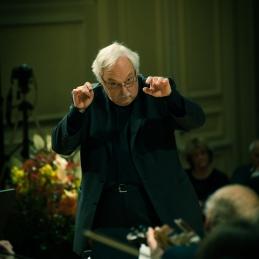 Dirigent, prof. Avsenek.