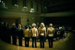 Prvič z nami na odru Slovenske filharmonije...