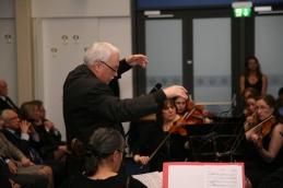 Dirigent prof. Avsenek.